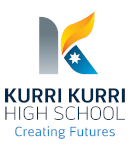 Kurri Kurri High School logo